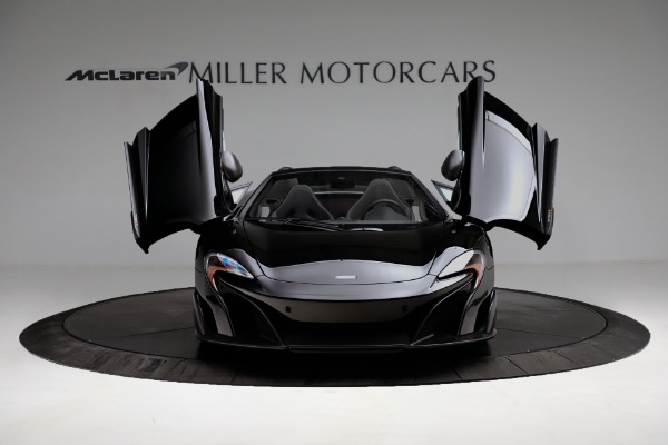 Used 2016 McLaren 675LT Convertible for sale Sold at Aston Martin of Greenwich in Greenwich CT 06830 19