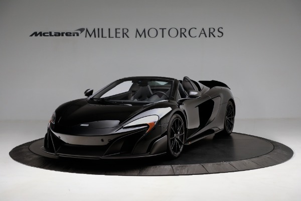 Used 2016 McLaren 675LT Convertible for sale Sold at Aston Martin of Greenwich in Greenwich CT 06830 2