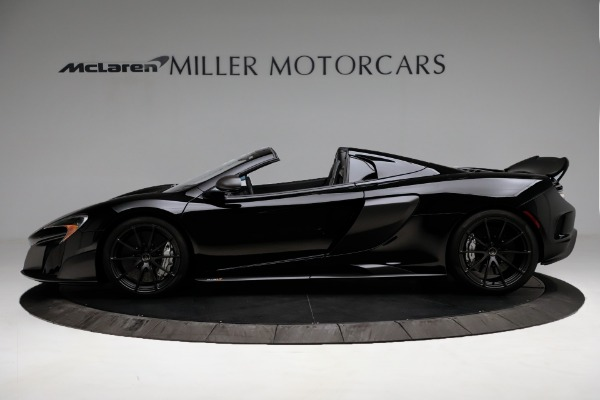 Used 2016 McLaren 675LT Convertible for sale Sold at Aston Martin of Greenwich in Greenwich CT 06830 3