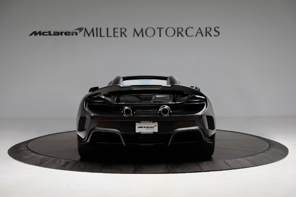 Used 2016 McLaren 675LT Convertible for sale Sold at Aston Martin of Greenwich in Greenwich CT 06830 6