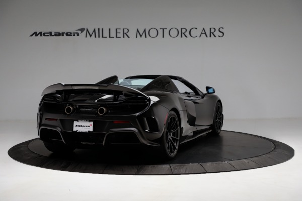 Used 2016 McLaren 675LT Convertible for sale Sold at Aston Martin of Greenwich in Greenwich CT 06830 7