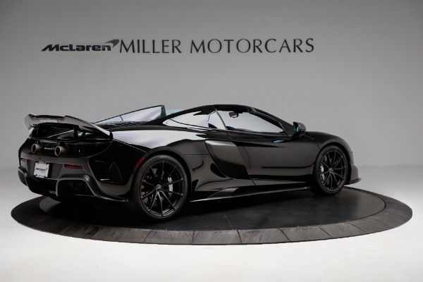 Used 2016 McLaren 675LT Convertible for sale Sold at Aston Martin of Greenwich in Greenwich CT 06830 8