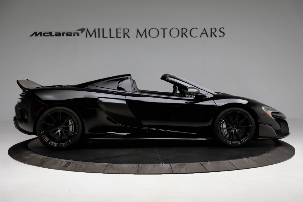 Used 2016 McLaren 675LT Convertible for sale Sold at Aston Martin of Greenwich in Greenwich CT 06830 9