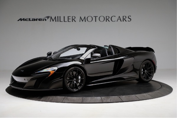 Used 2016 McLaren 675LT Convertible for sale Sold at Aston Martin of Greenwich in Greenwich CT 06830 1