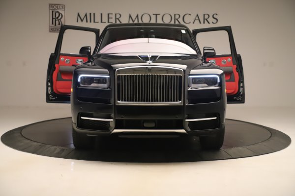 New 2020 Rolls-Royce Cullinan for sale Sold at Aston Martin of Greenwich in Greenwich CT 06830 10