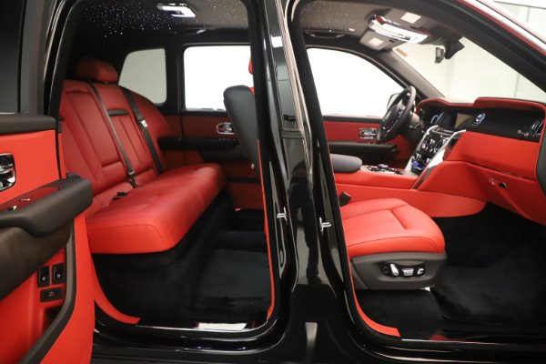 New 2020 Rolls-Royce Cullinan for sale Sold at Aston Martin of Greenwich in Greenwich CT 06830 19