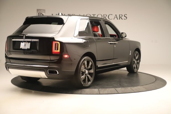 New 2020 Rolls-Royce Cullinan for sale Sold at Aston Martin of Greenwich in Greenwich CT 06830 7