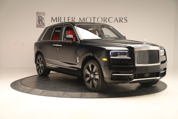 New 2020 Rolls-Royce Cullinan for sale Sold at Aston Martin of Greenwich in Greenwich CT 06830 9