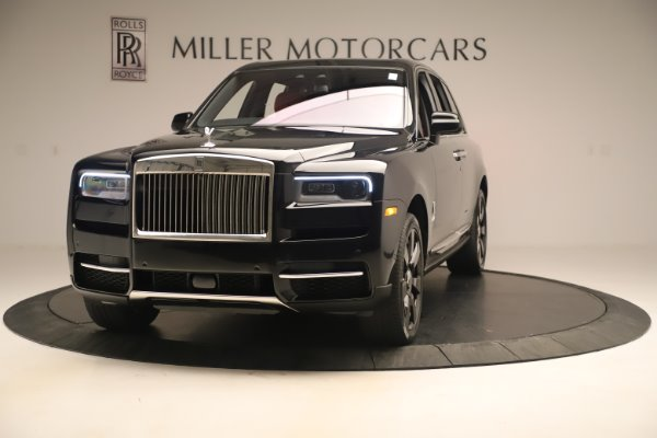 New 2020 Rolls-Royce Cullinan for sale Sold at Aston Martin of Greenwich in Greenwich CT 06830 1