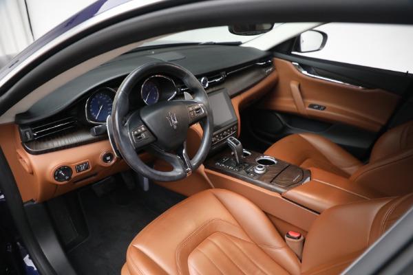 New 2019 Maserati Quattroporte S Q4 for sale Sold at Aston Martin of Greenwich in Greenwich CT 06830 14