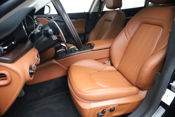 New 2019 Maserati Quattroporte S Q4 for sale Sold at Aston Martin of Greenwich in Greenwich CT 06830 16