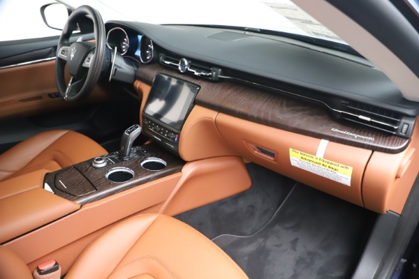 New 2019 Maserati Quattroporte S Q4 for sale Sold at Aston Martin of Greenwich in Greenwich CT 06830 22