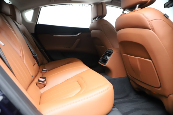 New 2019 Maserati Quattroporte S Q4 for sale Sold at Aston Martin of Greenwich in Greenwich CT 06830 27