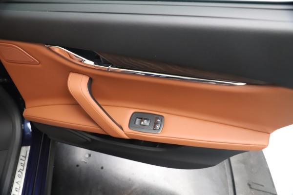 New 2019 Maserati Quattroporte S Q4 for sale Sold at Aston Martin of Greenwich in Greenwich CT 06830 28