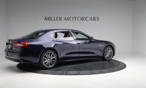 New 2019 Maserati Quattroporte S Q4 for sale Sold at Aston Martin of Greenwich in Greenwich CT 06830 8