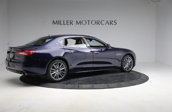 New 2019 Maserati Quattroporte S Q4 for sale Sold at Aston Martin of Greenwich in Greenwich CT 06830 9