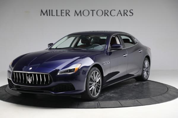 New 2019 Maserati Quattroporte S Q4 for sale Sold at Aston Martin of Greenwich in Greenwich CT 06830 1