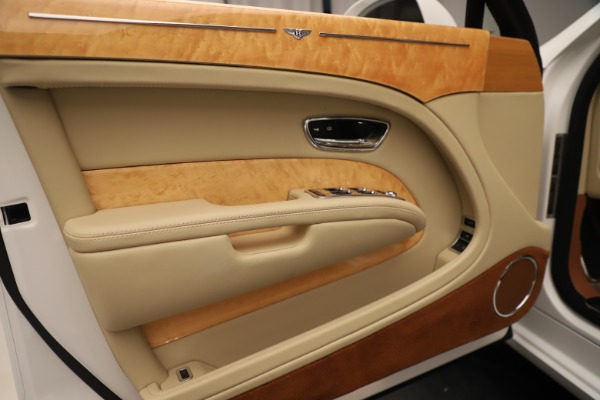 Used 2016 Bentley Mulsanne for sale Sold at Aston Martin of Greenwich in Greenwich CT 06830 16