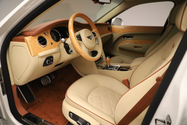 Used 2016 Bentley Mulsanne for sale Sold at Aston Martin of Greenwich in Greenwich CT 06830 18
