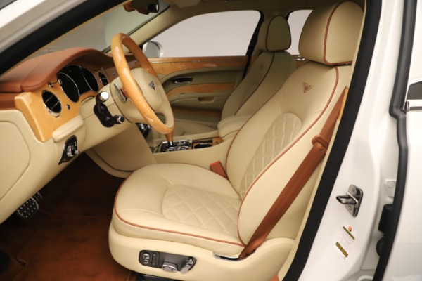 Used 2016 Bentley Mulsanne for sale Sold at Aston Martin of Greenwich in Greenwich CT 06830 19