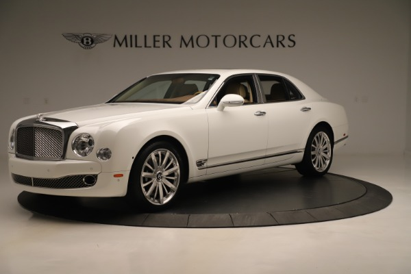 Used 2016 Bentley Mulsanne for sale Sold at Aston Martin of Greenwich in Greenwich CT 06830 2
