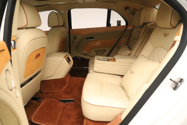 Used 2016 Bentley Mulsanne for sale Sold at Aston Martin of Greenwich in Greenwich CT 06830 22