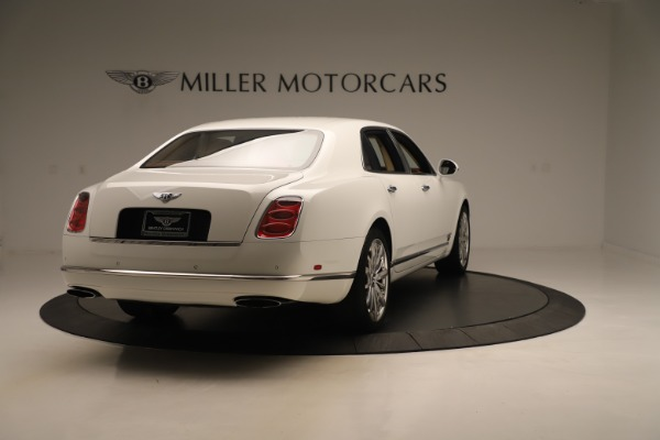 Used 2016 Bentley Mulsanne for sale Sold at Aston Martin of Greenwich in Greenwich CT 06830 7