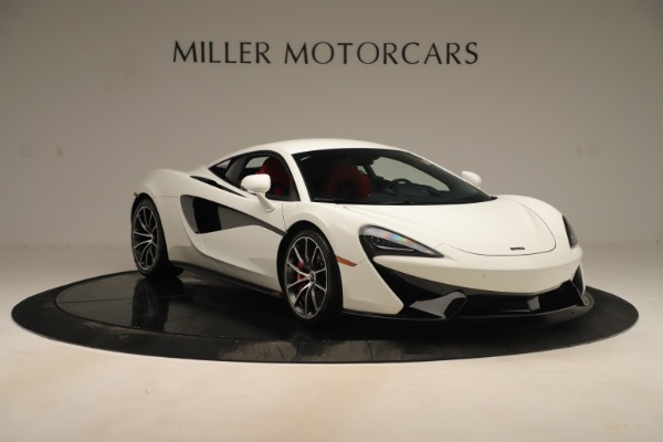 New 2020 McLaren 570S Coupe for sale $215,600 at Aston Martin of Greenwich in Greenwich CT 06830 10