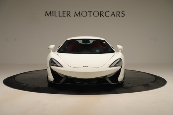 New 2020 McLaren 570S Coupe for sale $215,600 at Aston Martin of Greenwich in Greenwich CT 06830 11