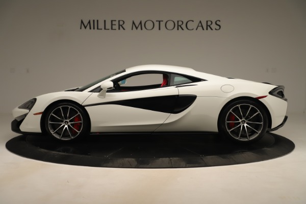 New 2020 McLaren 570S Coupe for sale $215,600 at Aston Martin of Greenwich in Greenwich CT 06830 2