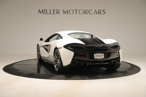 New 2020 McLaren 570S Coupe for sale $215,600 at Aston Martin of Greenwich in Greenwich CT 06830 4