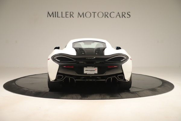 New 2020 McLaren 570S Coupe for sale $215,600 at Aston Martin of Greenwich in Greenwich CT 06830 5