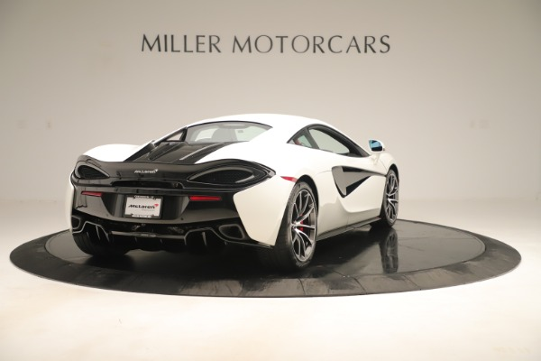 New 2020 McLaren 570S Coupe for sale $215,600 at Aston Martin of Greenwich in Greenwich CT 06830 6