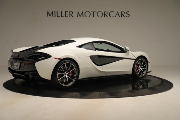 New 2020 McLaren 570S Coupe for sale $215,600 at Aston Martin of Greenwich in Greenwich CT 06830 7