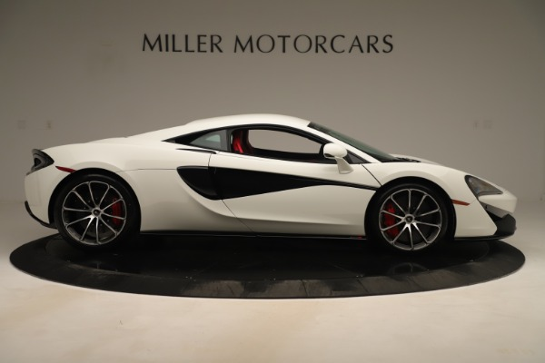 New 2020 McLaren 570S Coupe for sale $215,600 at Aston Martin of Greenwich in Greenwich CT 06830 8