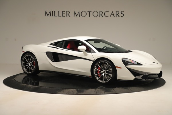 New 2020 McLaren 570S Coupe for sale $215,600 at Aston Martin of Greenwich in Greenwich CT 06830 9