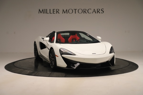 New 2020 McLaren 570S Convertible for sale Sold at Aston Martin of Greenwich in Greenwich CT 06830 10