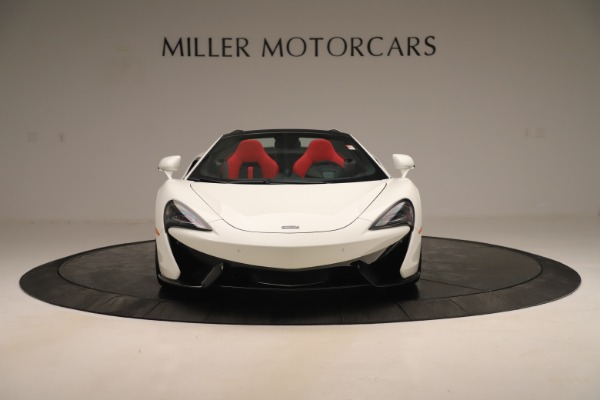 New 2020 McLaren 570S Convertible for sale Sold at Aston Martin of Greenwich in Greenwich CT 06830 11