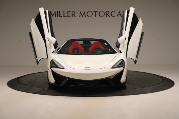 New 2020 McLaren 570S Convertible for sale Sold at Aston Martin of Greenwich in Greenwich CT 06830 12
