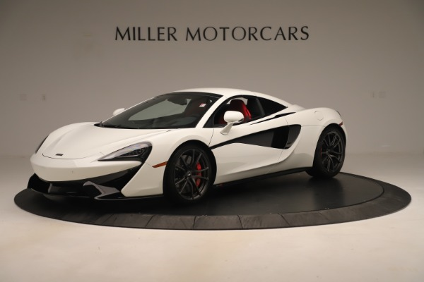 New 2020 McLaren 570S Convertible for sale Sold at Aston Martin of Greenwich in Greenwich CT 06830 14