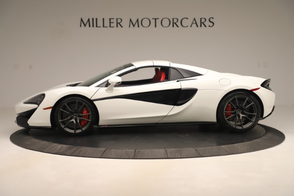 New 2020 McLaren 570S Convertible for sale Sold at Aston Martin of Greenwich in Greenwich CT 06830 15