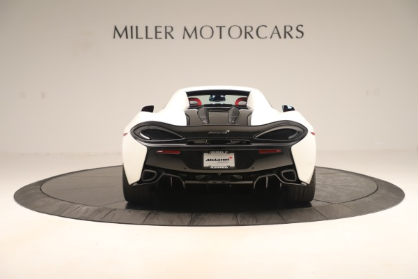 New 2020 McLaren 570S Convertible for sale Sold at Aston Martin of Greenwich in Greenwich CT 06830 17