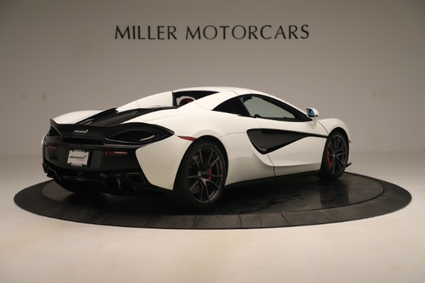 New 2020 McLaren 570S Convertible for sale Sold at Aston Martin of Greenwich in Greenwich CT 06830 18