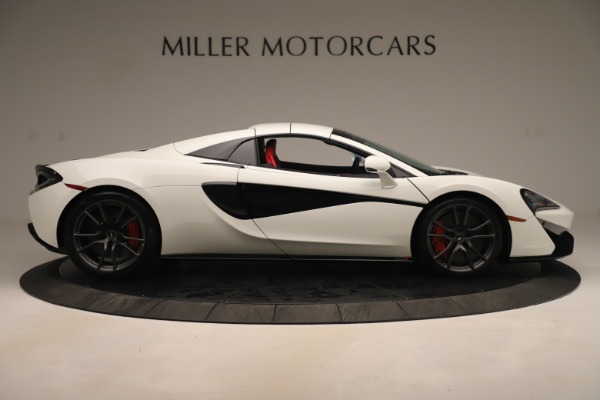 New 2020 McLaren 570S Convertible for sale Sold at Aston Martin of Greenwich in Greenwich CT 06830 19