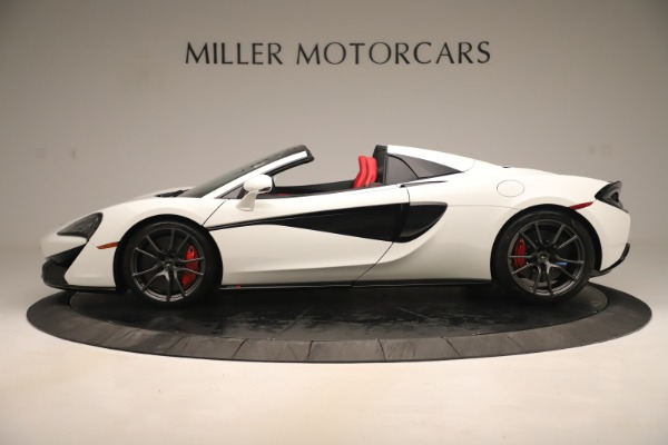 New 2020 McLaren 570S Convertible for sale Sold at Aston Martin of Greenwich in Greenwich CT 06830 2