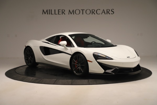 New 2020 McLaren 570S Convertible for sale Sold at Aston Martin of Greenwich in Greenwich CT 06830 20
