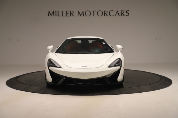 New 2020 McLaren 570S Convertible for sale Sold at Aston Martin of Greenwich in Greenwich CT 06830 21