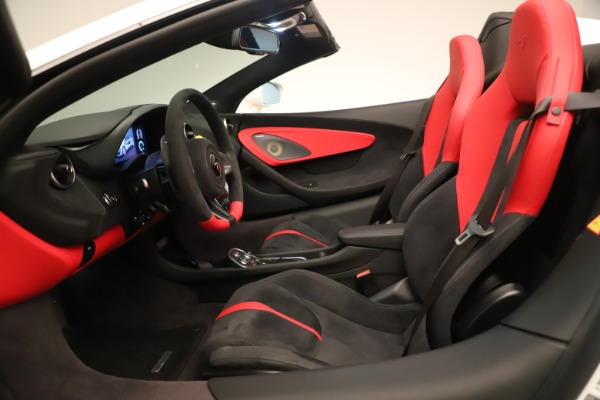 New 2020 McLaren 570S Convertible for sale Sold at Aston Martin of Greenwich in Greenwich CT 06830 23