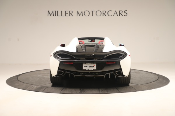 New 2020 McLaren 570S Convertible for sale Sold at Aston Martin of Greenwich in Greenwich CT 06830 5