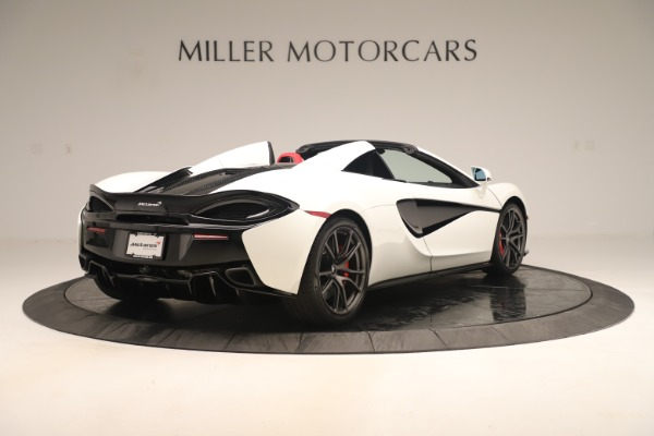 New 2020 McLaren 570S Convertible for sale Sold at Aston Martin of Greenwich in Greenwich CT 06830 6